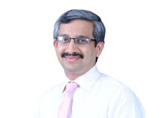 Dr Ishwara Keerthi C Spine Surgeon